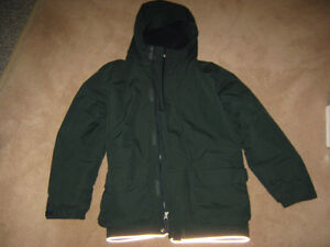 Winter coat from Lands End