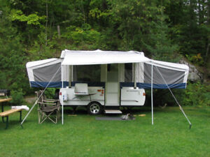Tent Trailer / Pop up