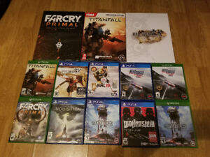 PS4 & XBOX 1  Games For Sale  3 Brand New Strategy Guides Inc.