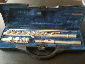 Silver plated flute Buffet-Crampon
