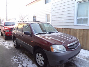 2004 Mazda Other LX SUV, Crossover
