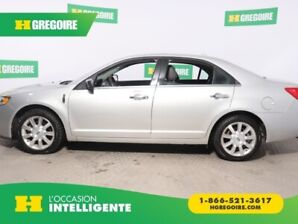 2012 Lincoln MKZ 4dr Sdn FWD AUTO A/C CUIR TOIT MAGS