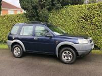 Land Rover Freelander 2.0Td4 Turbo Diesel Gs [2001-Y]