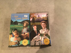 VHS Anne of Green Gables - 10th Anniversary Additions-Brand New