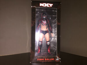 WWE Finn Balor Action Figure Collectible/ NOT OPENED