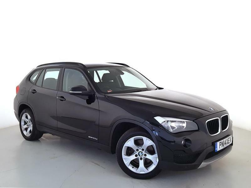 2014 BMW X1 sDrive 20d EfficientDynamics Business SUV 5 Seats