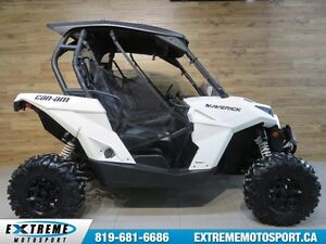 2015 Can-Am Maverick 1000R 54,83$/SEMAINE