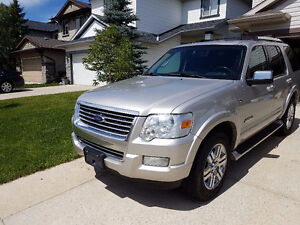 2007 Ford Explorer LIMITED SUV, Crossover 4X4