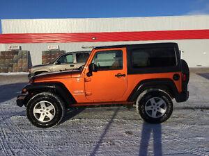 2011 Jeep Wrangler Convertible