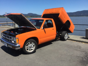 One of a kind Chevy S-10
