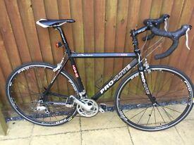 Road bike pro-lite cuneo £175ono