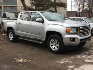 2017 GMC Canyon Pickup Truck - Lease Takeover