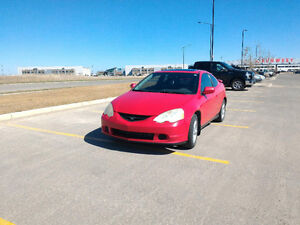 2003 Acura RSX W/Car Starter & winter tires