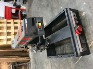 "10"" Craftsman radial arm saw"