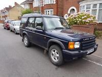 Land Rover Discovery 2.5 Td5 GS 7 seater