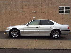** BMW 740i SPECIAL ÉDITION 2001 ** WOOW **
