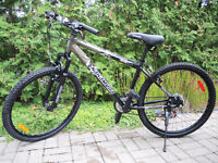 """Nakamura FusionPro Bike 6061 Small Frame 16"""" Excellent Condition"""
