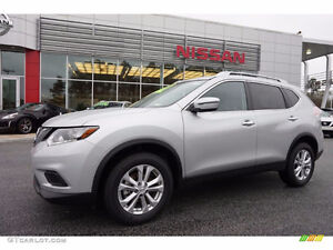 2016 Nissan Rogue SV + Tech Pkg - Lease Takeover