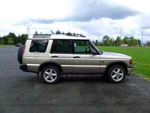 Wanted land rover discovery
