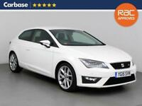 2015 SEAT LEON 2.0 TDI 184 FR 3dr [Technology Pack]