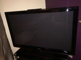 "Samsung 50"" 1080p HD tv immaculate condition"