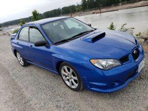 2006 Subaru WRX Sedan