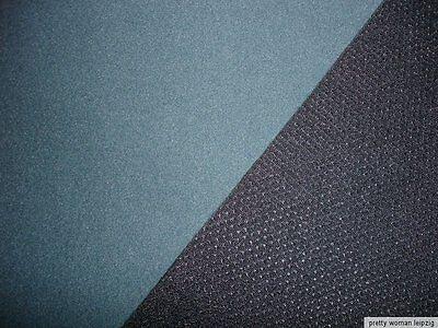 0,5 Lfm Softshell  Stoff 6,79€/m² grau querelastisch GA2