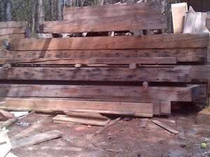 Old Growth Fir Beams For sale Kitchener / Waterloo Kitchener Area image 2