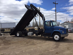 NEW LOWER PRICE    *****Truck AND Crane - can't beat that