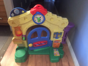 Fisher Price Smart Stages Laugh and Learn Door