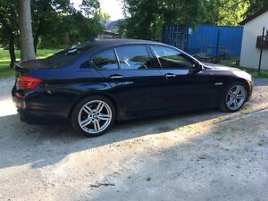2011 BMW 535i M Package 6spd RWD