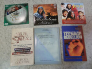 Religious and Parenting Book & Dvds