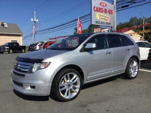 2010 Ford Edge AWD Sport  FREE 1 YEAR PREMIUM WARRANTY INCLUDED!