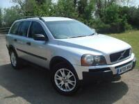 Volvo XC90 2.4 Geartronic 2005MY D5 SE, 1 OWNER, F.S.H, 147K, 7 SEATER