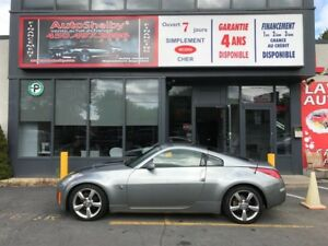 Nissan 350Z COUPE-SPORT-PERFORMANCE-JAMAIS ACCIDENTER-CUIR 2005