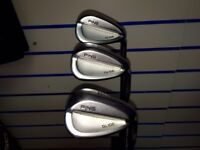 3 Ping Glide Golf Wedges