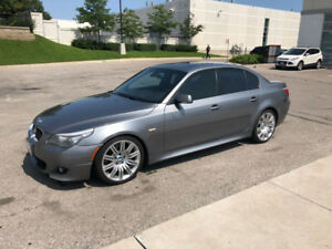 FOR SALE: BMW 550I M Package