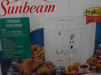 Sunbeam - Fryright Deep Fryer