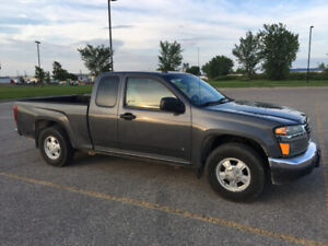 2008 Gmc canyon truck, Safetied till July 30/2020