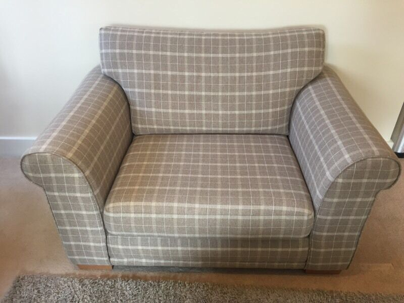 Snuggle Chair 2 Seats Next Toulouse Range New