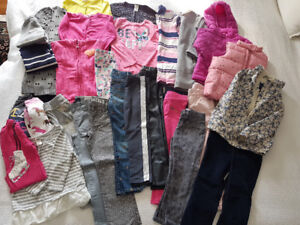 Girl clothes size 4/5