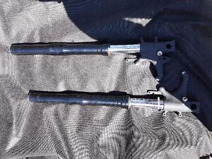 Cbr 600rr front forks