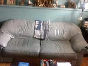 Sofa couch & recliner chair