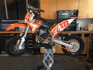 For sale 2015 KTM 65SX