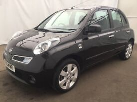 Nissan MICRA 1.2ltr 5drs only One Lady Owner