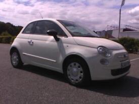 Fiat 500 1.2 POP 2011 52,000 miles