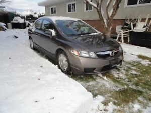 2009 Honda Civic for parts