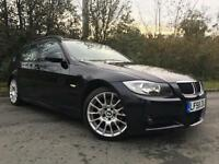 2008 BMW 3 Series 2.0 318d M Sport Touring 5dr