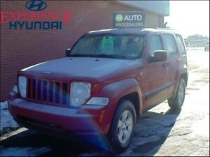 2010 Jeep Liberty Sport THIS WHOLESALE WILL BE SOLD AS-TRADED! I