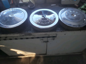 3 air cleaners for 4 barrel